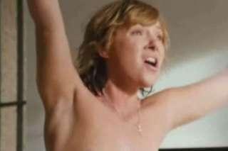 Dane Cook 40 days 40 nights Sex Scenes